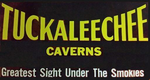 Tuckaleechee Caverns Townsend TN